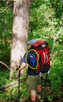 Outdoor tips and topics: a hydration system