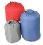 stuffsacks instead of a pillow