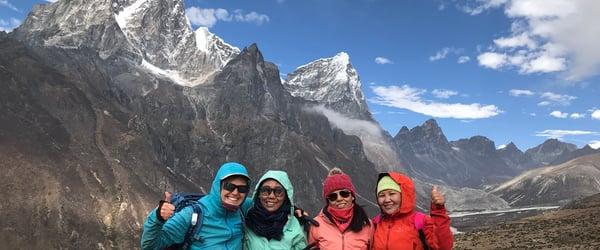 Hiking to Everest Base Camp