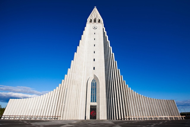 Iceland Hallgrimskirkja Church