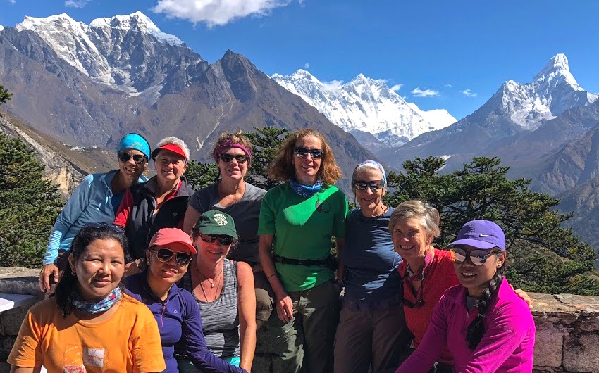 group at everest bc