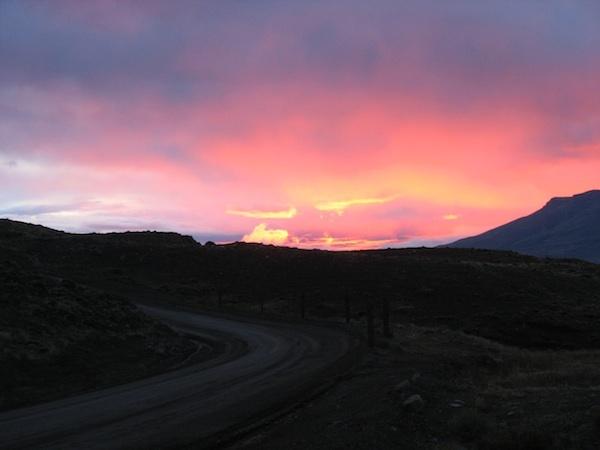 PatagoniaSunset